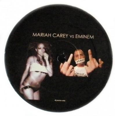 Mariah Carey vs Eminem - Obsessed