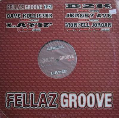 Various - Fellaz Groove, Vol. 14