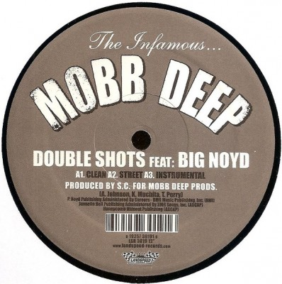 Mobb Deep - Double Shots / Favorite Rapper