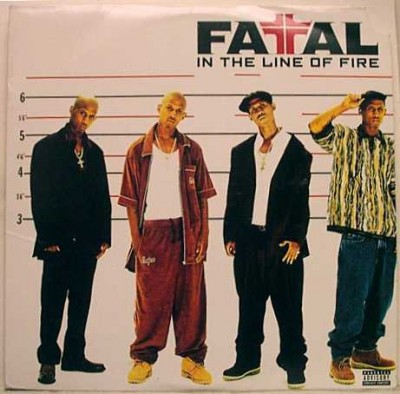 Hussein Fatal - In The Line Of Fire