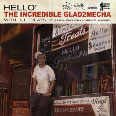 Glad2mecha - Hello'
