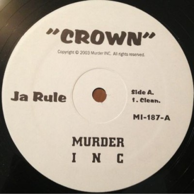 Ja Rule - Crown