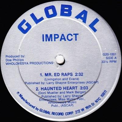 Impact - Mr. Ed Raps