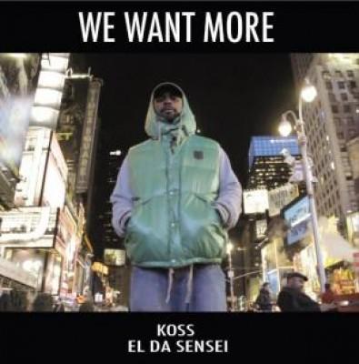 DJ Koss - We Want More