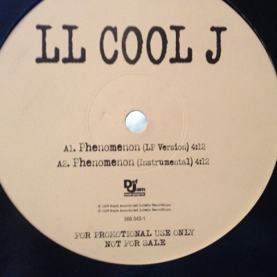 LL Cool J - Phenomenon / Hot Hot Hot