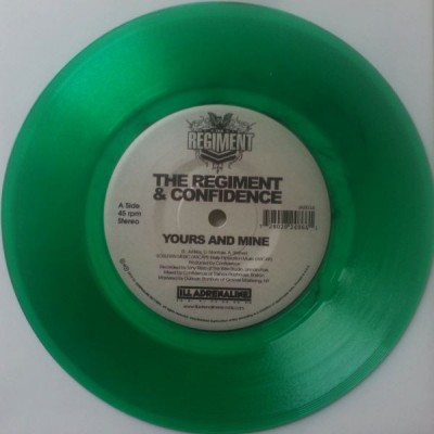 The Regiment & Confidence - Yours And Mine / We Gon