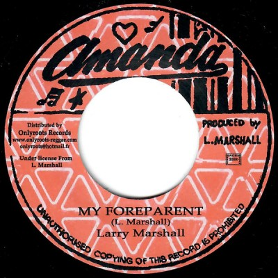 Larry Marshall - My Foreparent