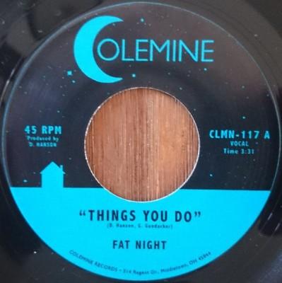 Fat Night - Things You Do