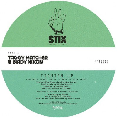 Taggy Matcher, Birdy Nixon - Tighten Up / Lonely Boy