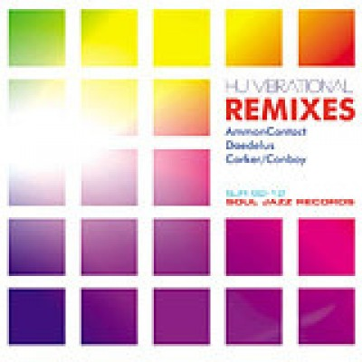 Hu Vibrational - Remixes