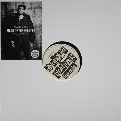 Marq Spekt - Mark Of The Beast EP