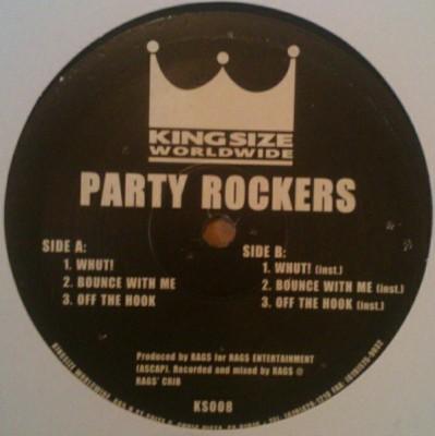DJ Rags - Party Rockers