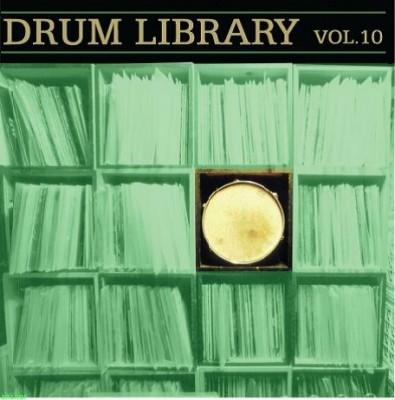 Paul Nice - Drum Library Vol. 10