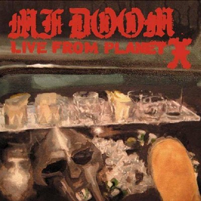 MF Doom - Live From Planet X