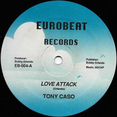 Tony Caso - Love Attack