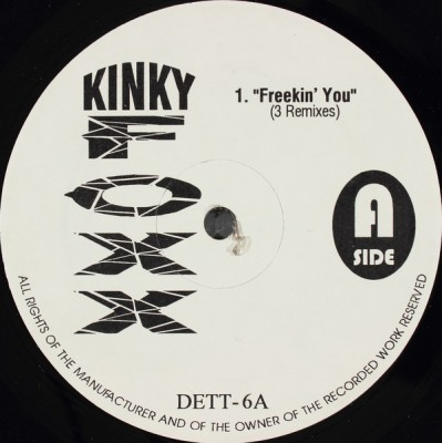 Jodeci / KRS-One - Freekin' You (Remixes) / Wanna Be Mceez