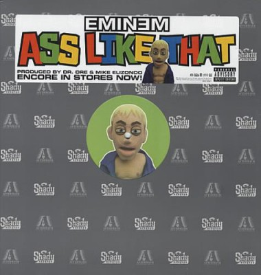 Eminem - Ass Like That