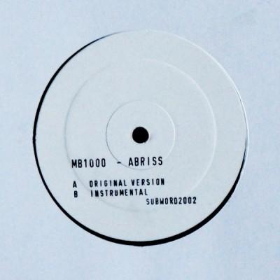 MB 1000 - Abriss
