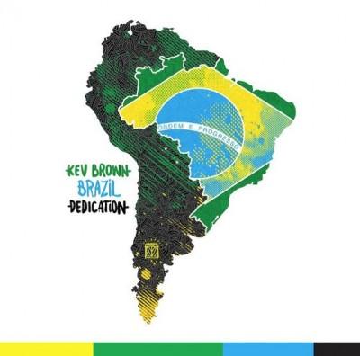 Kev Brown - Brazil Dedication (Yellow Vinyl)