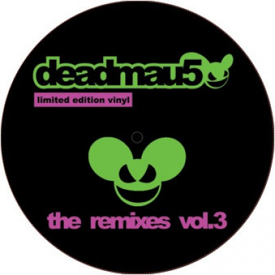 Deadmau5 - The Remixes Vol.3