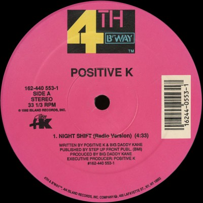 Positive K - Night Shift