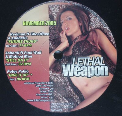 Various - Lethal Weapon November 2005