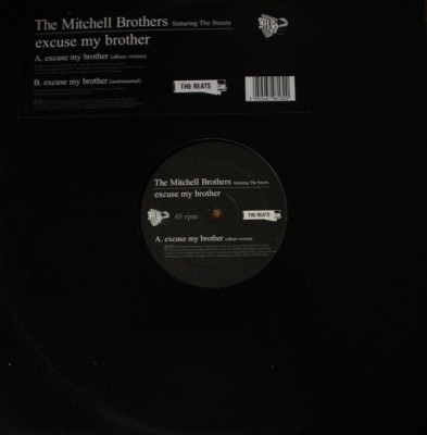The Mitchell Brothers - Excuse My Brother