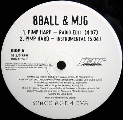 Eightball & M.J.G. - Pimp Hard