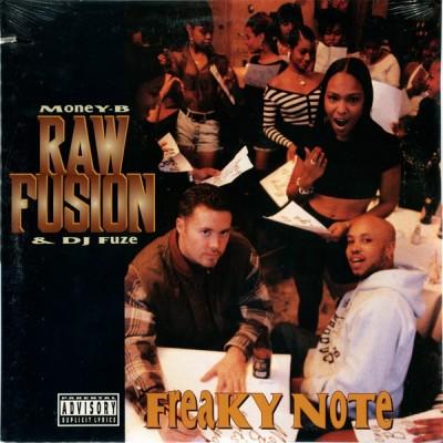 Raw Fusion - Freaky Note / Glockadoodayoo