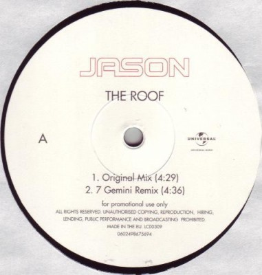 Jason - The Roof