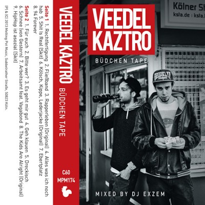 Veedel Kaztro - Büdchen Tape