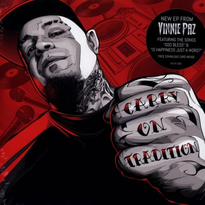 Vinnie Paz - Carry On Tradition