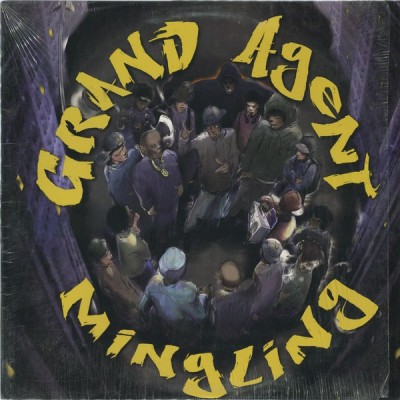 Grand Agent - Mingling (...With Mayhem)