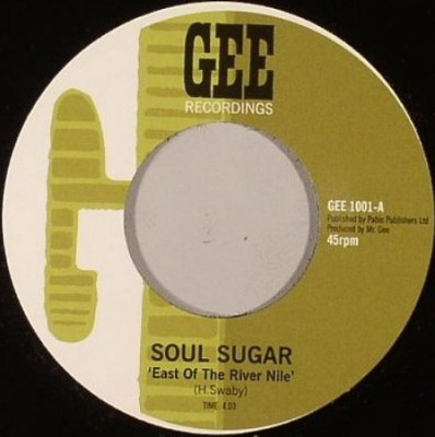 Soul Sugar - East Of The River Nile