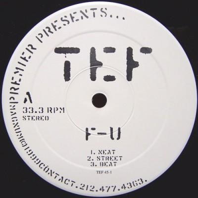 Teflon - Premier Presents...: F-U / Comin' At Cha