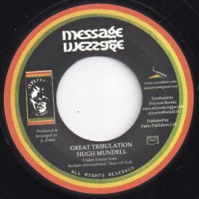 Hugh Mundell - Great Tribulation