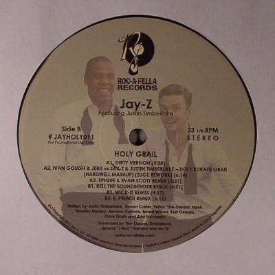 Jay-Z - Holy Grail
