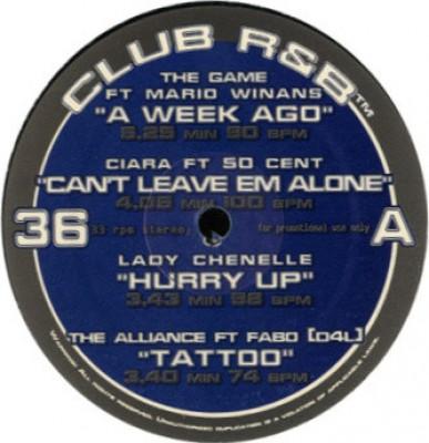 Various - Club R&B 36