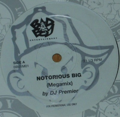Notorious B.I.G. - Megamixes