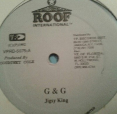 Jigsy King - G & G / War Between Mate & Matie