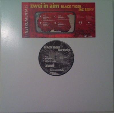Black Tiger & MC Rony - Zwei In Aim Instrumentals