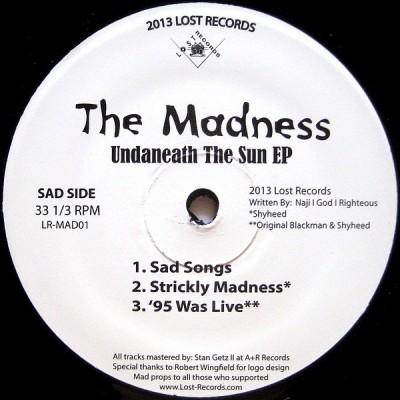 The Madness - Undaneath The Sun EP