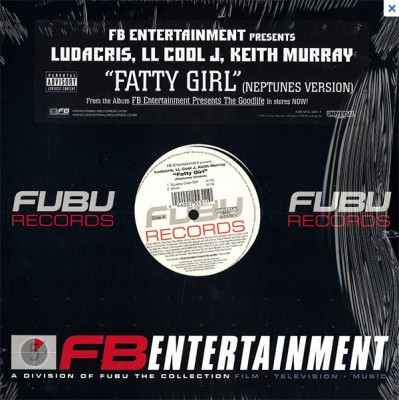 Ludacris - Fatty Girl (Neptunes Version)