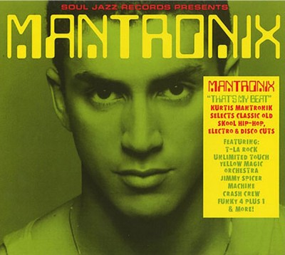 Mantronix - That's My Beat
