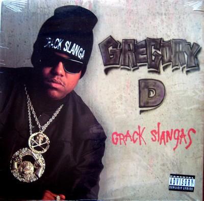 Gregory D - Crack Slangas
