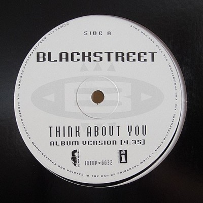 Blackstreet - Think About You