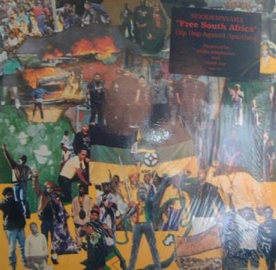 Hip-Hop Against Apartheid - Ndodemnyama (Free South Africa)