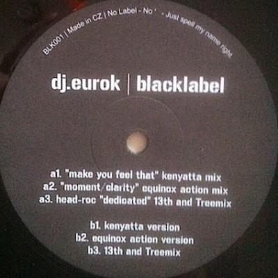 DJ Eurok - Blacklabel