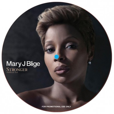 Mary J. Blige - Stronger With Each Tear