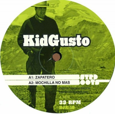 Kidgusto - Zapatero